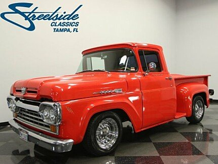 1960 Ford F100 for sale 100930457