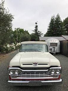 1960 Ford F100 for sale 100984402