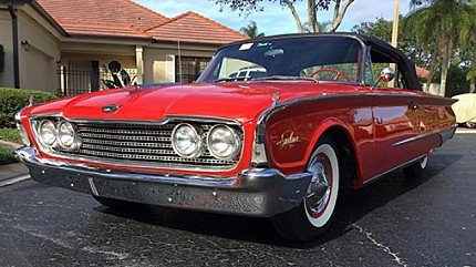 1960 Ford Galaxie for sale 100848423