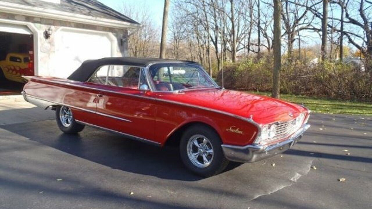 1960 Ford Galaxie Classics for Sale - Classics on Autotrader