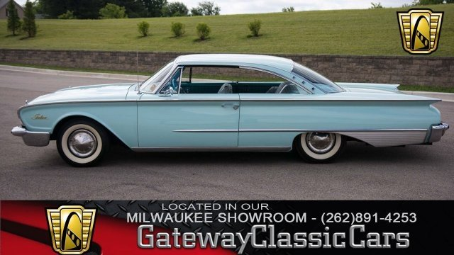 1960 Ford Galaxie for sale 100886711 & 1960 Ford Galaxie Classics for Sale - Classics on Autotrader markmcfarlin.com