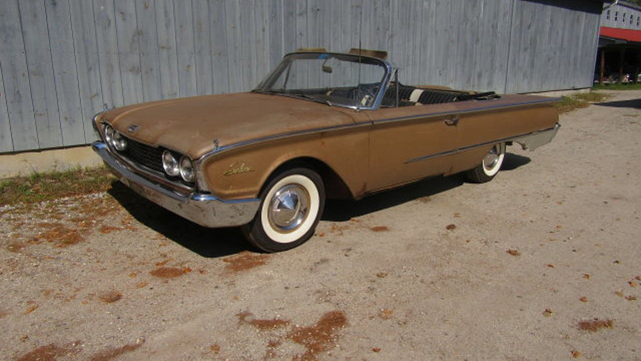 1960 Ford Other Ford Models for sale 100906956