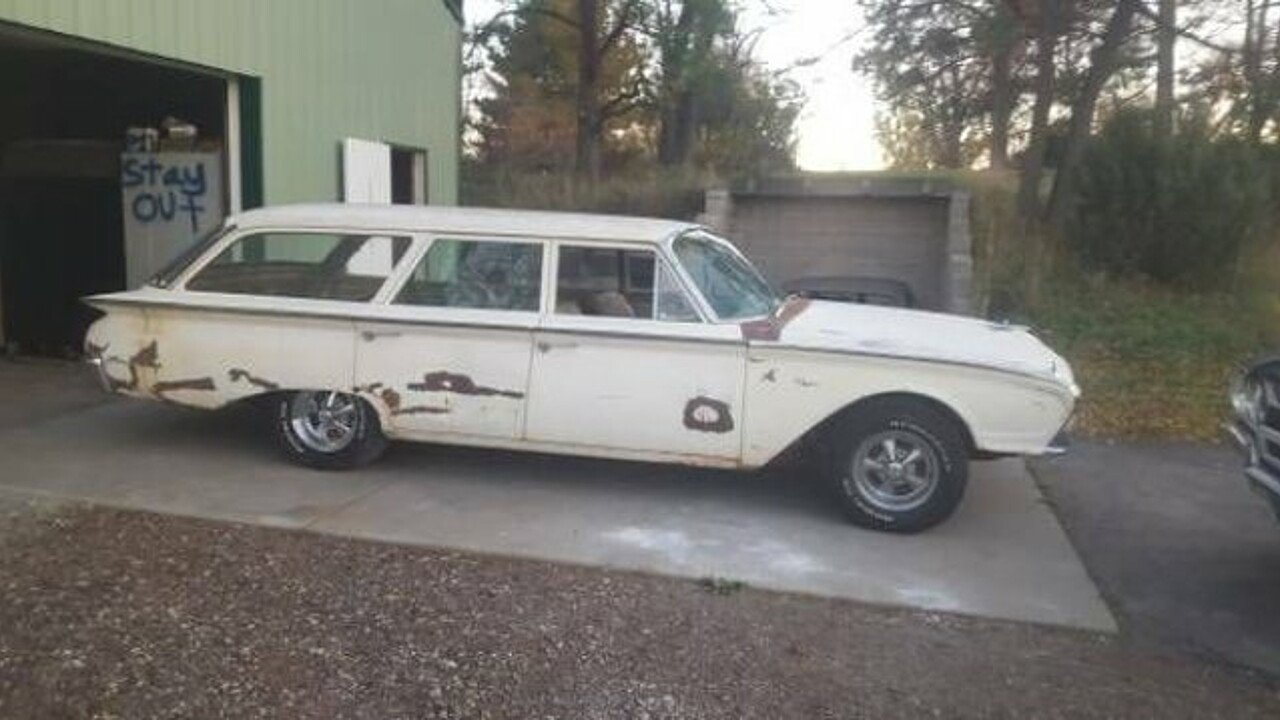 1960 Ford Other Ford Models for sale near Cadillac, Michigan 49601 ...