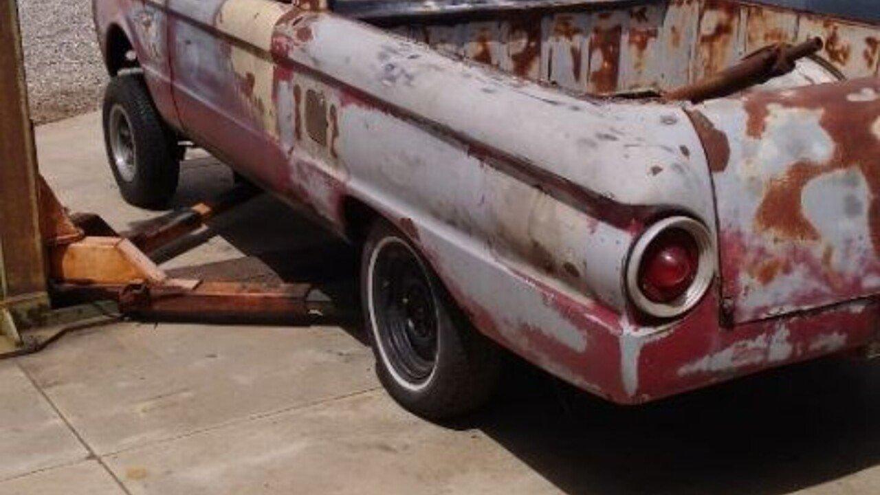 1960 Ford Ranchero for sale near Cadillac, Michigan 49601 - Classics ...