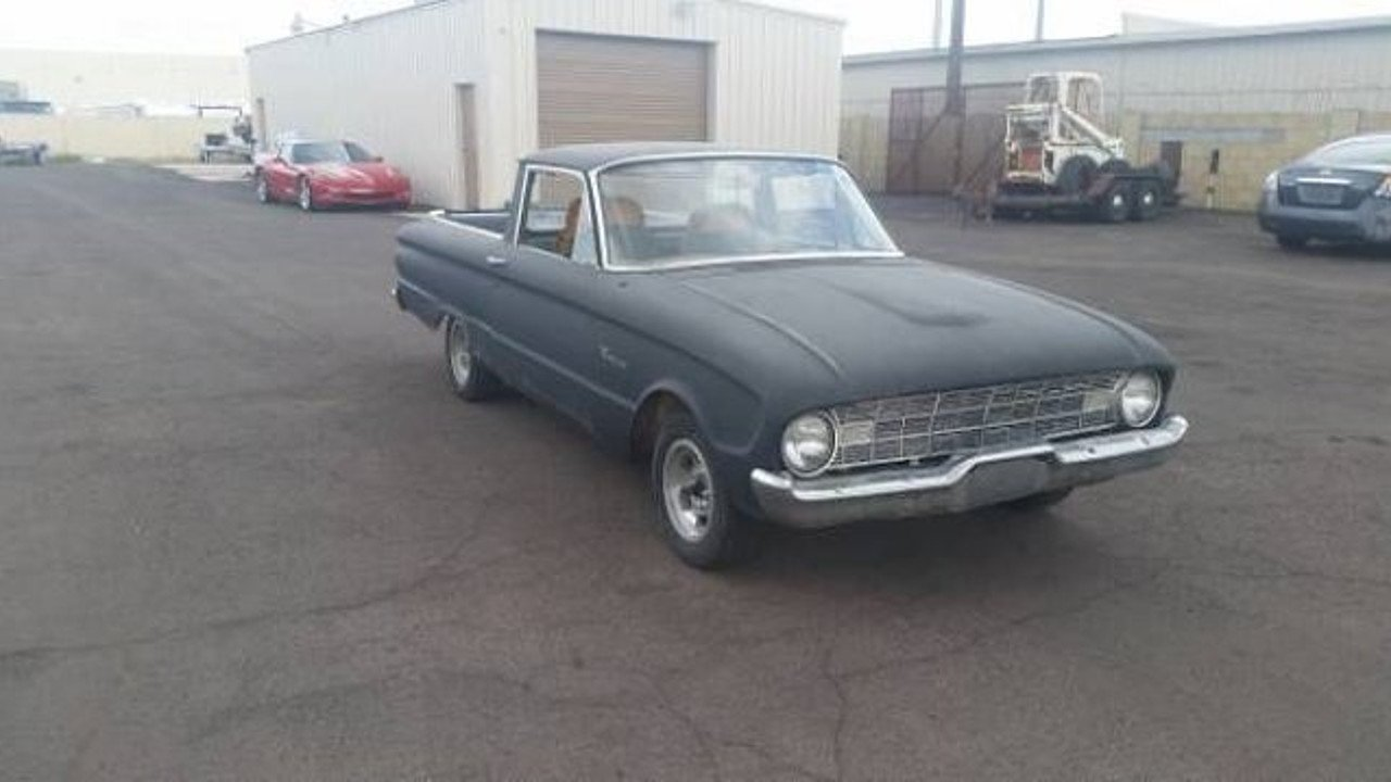 1960 Ford Ranchero for sale 100940490