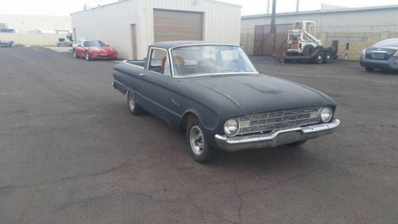 1960 Ford Ranchero for sale near Cadillac, Michigan 49601 ...