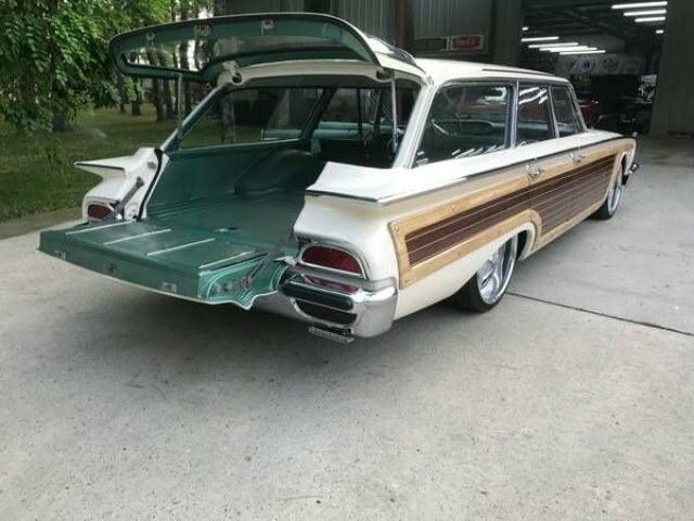 1960 ford station wagon for sale