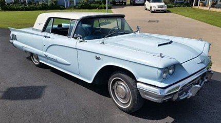 1960 Ford Thunderbird for sale 100824381