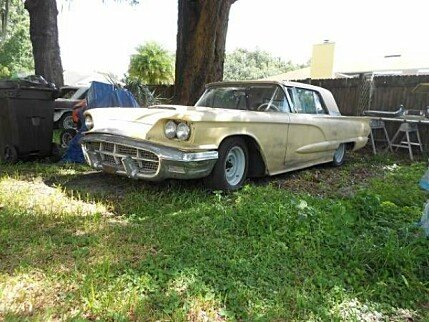1960 Ford Thunderbird for sale 100824426
