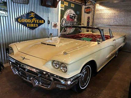 1960 Ford Thunderbird for sale 100986198