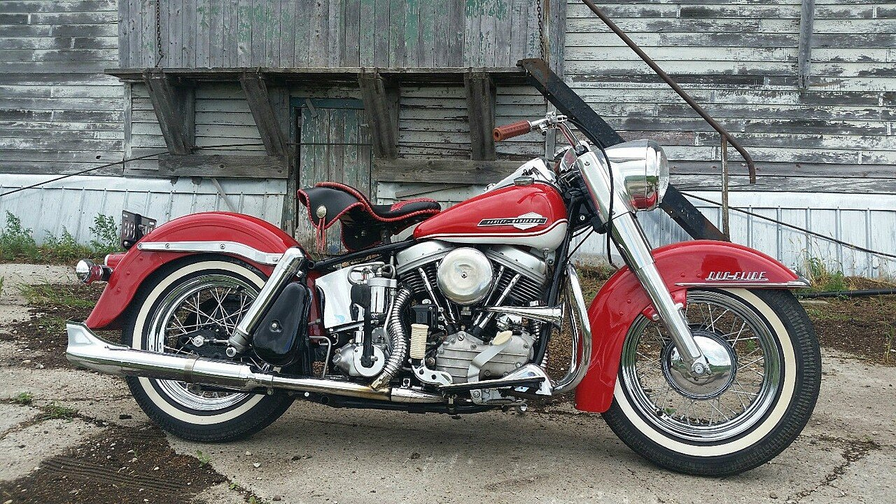 1960 Harley-Davidson FLH Duo Glide for sale 200580609