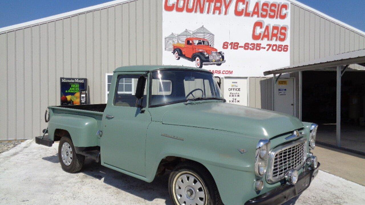 1960 International Harvester Pickup for sale near Staunton, Illinois ...
