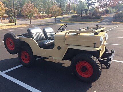 1960 Jeep Other Jeep Models for sale 100821023