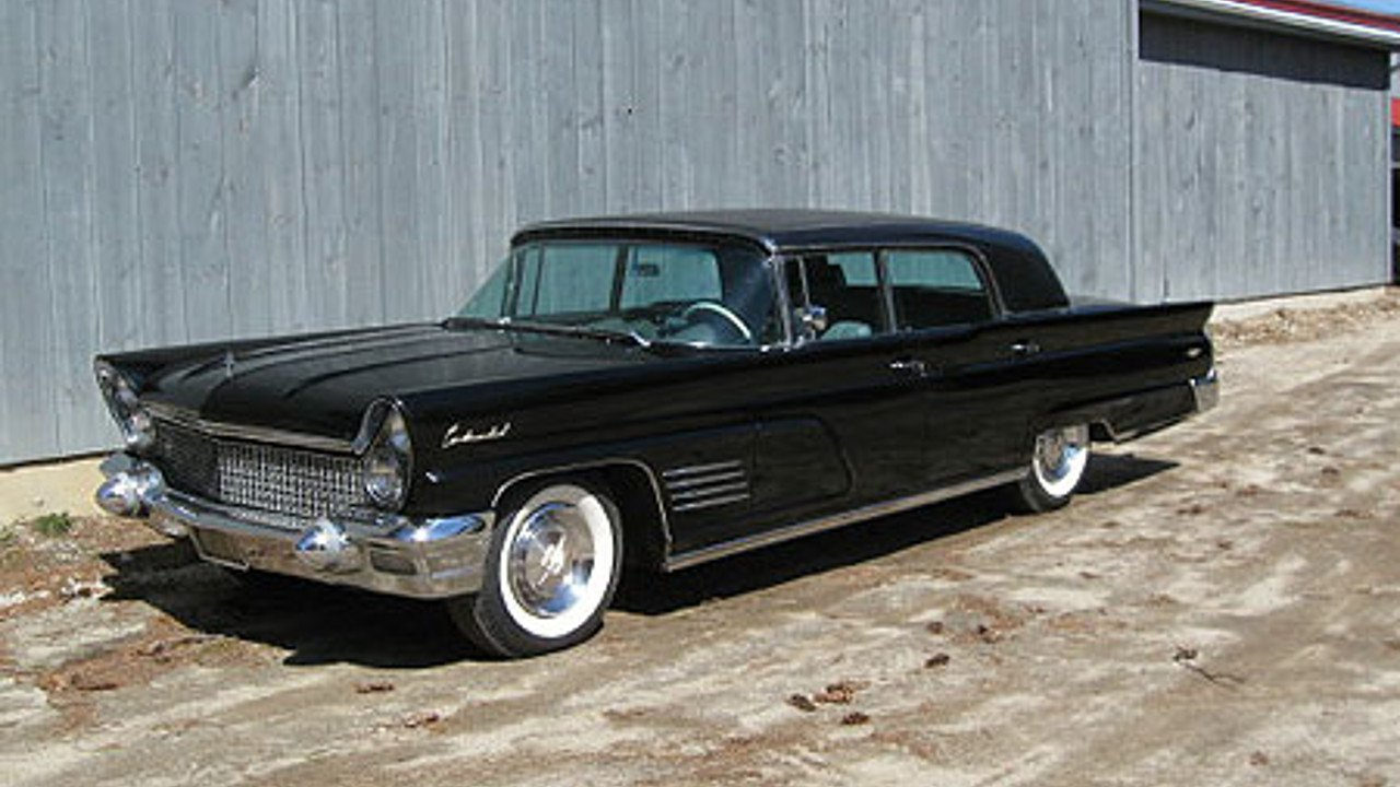 1960 lincoln continental for sale near freeport maine. Black Bedroom Furniture Sets. Home Design Ideas