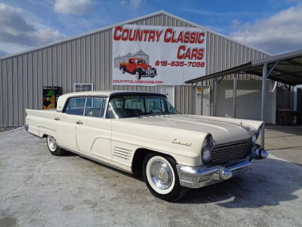1960 Lincoln Continental for sale 100967959