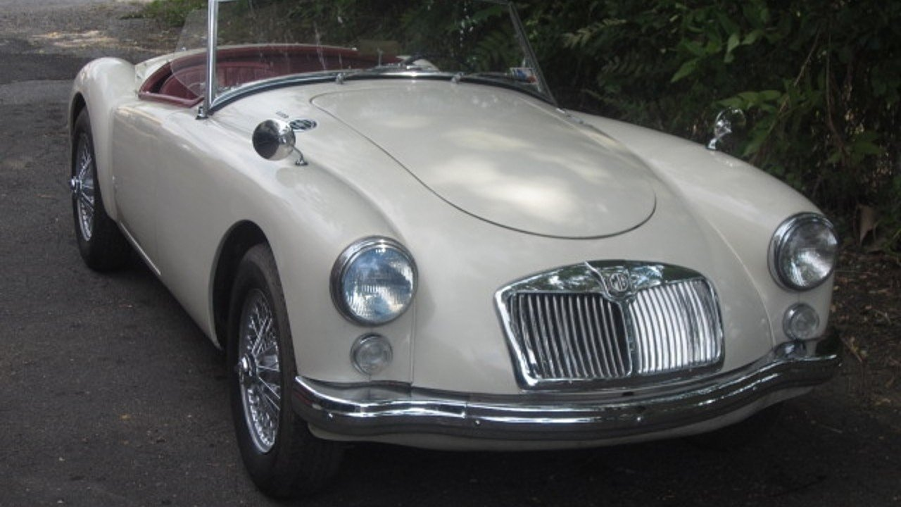 1960 MG MGA for sale near Stratford, Connecticut 06615 - Classics on ...