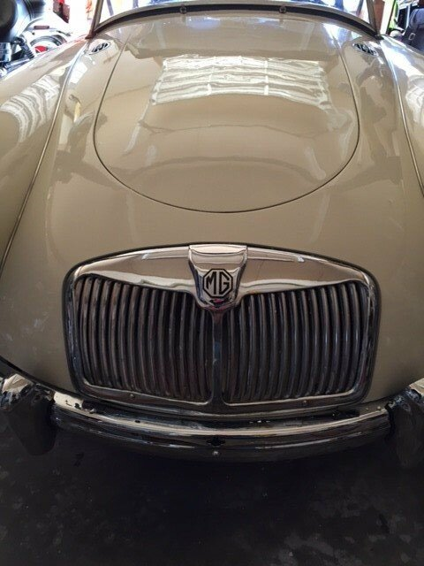 1960 MG MGA Import Classics Car 100887542 50fdea300c3880ebdeb2bfc5f47429c3?w=1280&h=720&r=thumbnail&s=1 1960 mg mga for sale near keysville, virginia 23947 classics on mga wiring harness for sale at alyssarenee.co