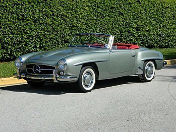 1960 Mercedes-Benz 190SL for sale 100848381