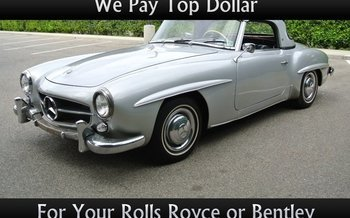 1960 Mercedes-Benz 190SL for sale 100862170