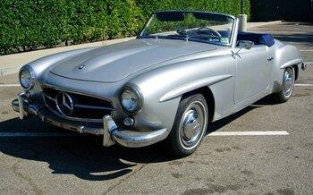 1960 Mercedes-Benz 190SL for sale 100862170