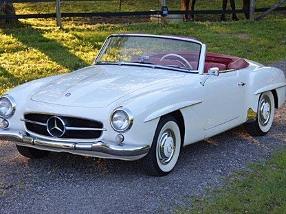 1960 Mercedes-Benz 190SL for sale 100878247