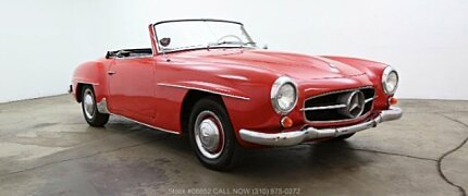 1960 Mercedes-Benz 190SL for sale 100912300