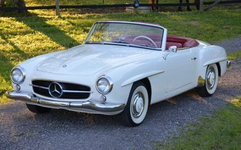 1960 Mercedes Benz 190SL