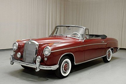 1960 Mercedes-Benz 220SE for sale 100760263