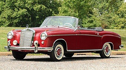 1960 Mercedes-Benz 220SE for sale 100889750