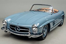 1960 Mercedes-Benz 300SL for sale 100853283