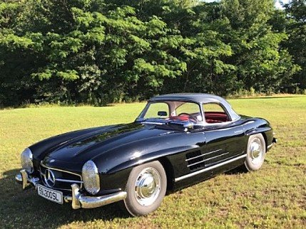 1960 Mercedes-Benz 300SL for sale 100873257