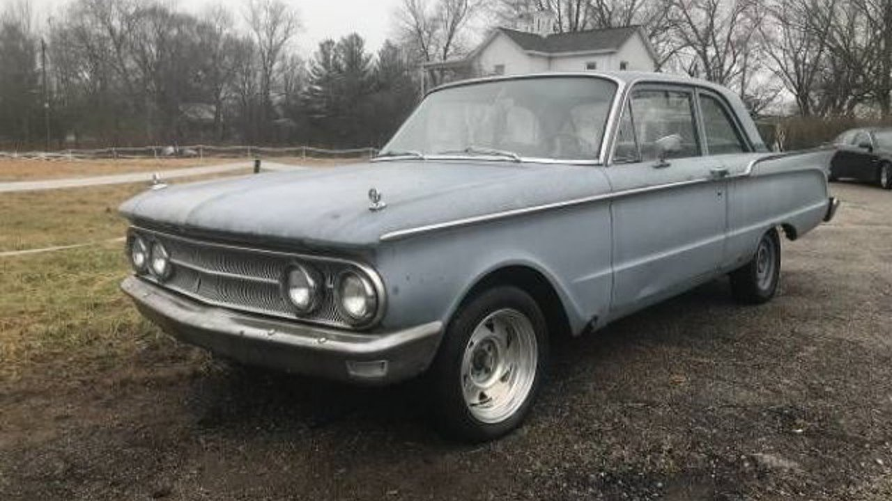 1960 Mercury Comet for sale near Cadillac, Michigan 49601 - Classics ...