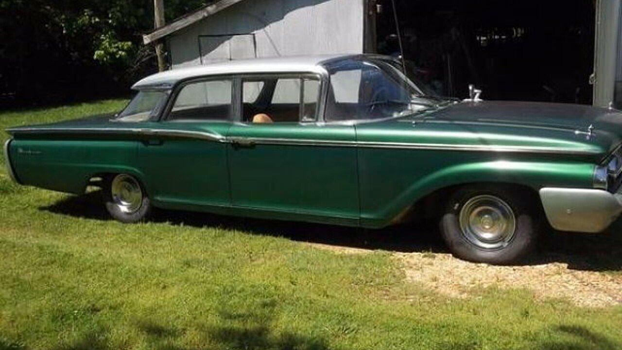 1960 Mercury Monterey for sale near Cadillac, Michigan 49601 ...