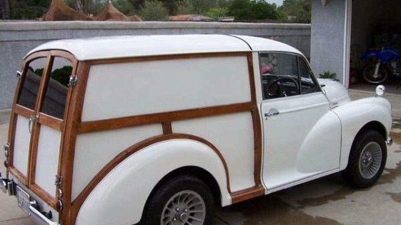 1960 Morris Minor for sale near Cadillac, Michigan 49601 - Classics ...