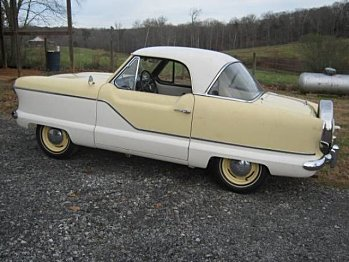 1960 Nash Metropolitan for sale 100971962