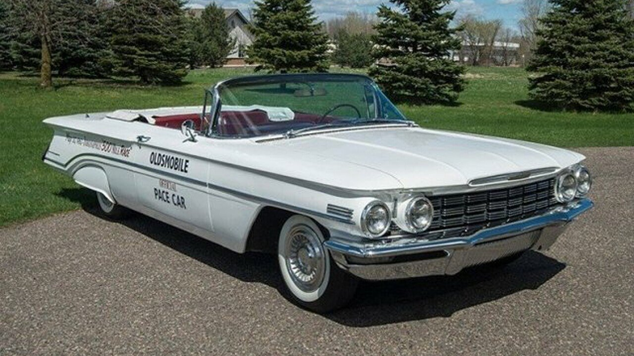 1960 Oldsmobile 88 for sale 100883187