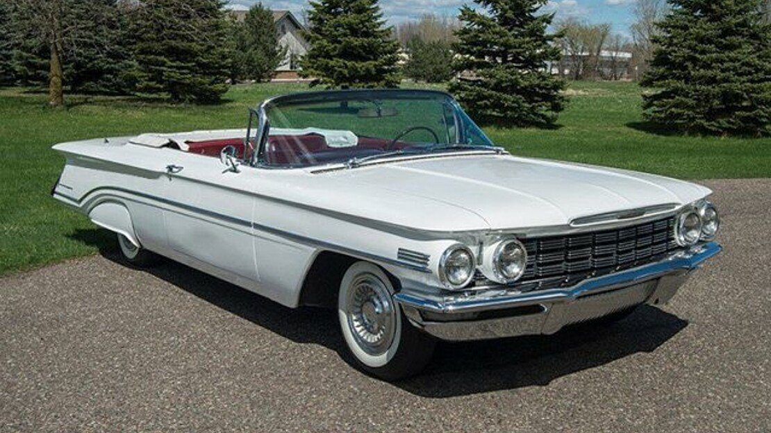 1960 Oldsmobile 88 for sale 100946986