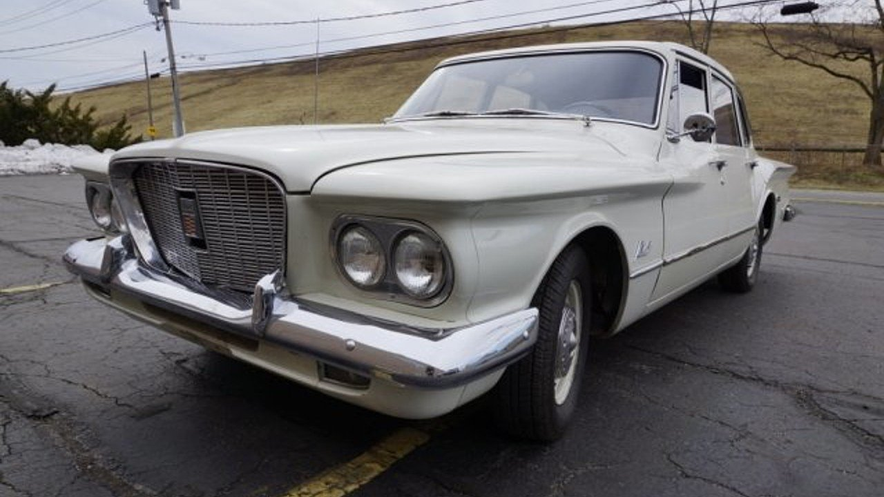 1960 Plymouth Valiant For Sale Near Riverhead New York 11901 Savoy Sedan 100743622