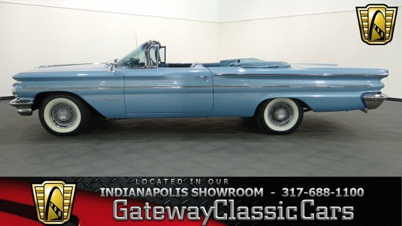 1960 Pontiac Bonneville for sale near O Fallon, Illinois 62269 ...