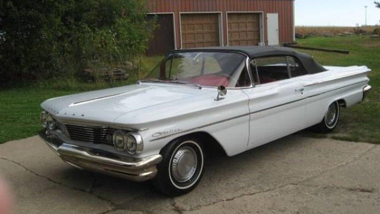 1960 Pontiac Catalina for sale near Cadillac, Michigan 49601 ...