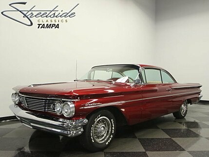 1960 Pontiac Ventura for sale 100889879