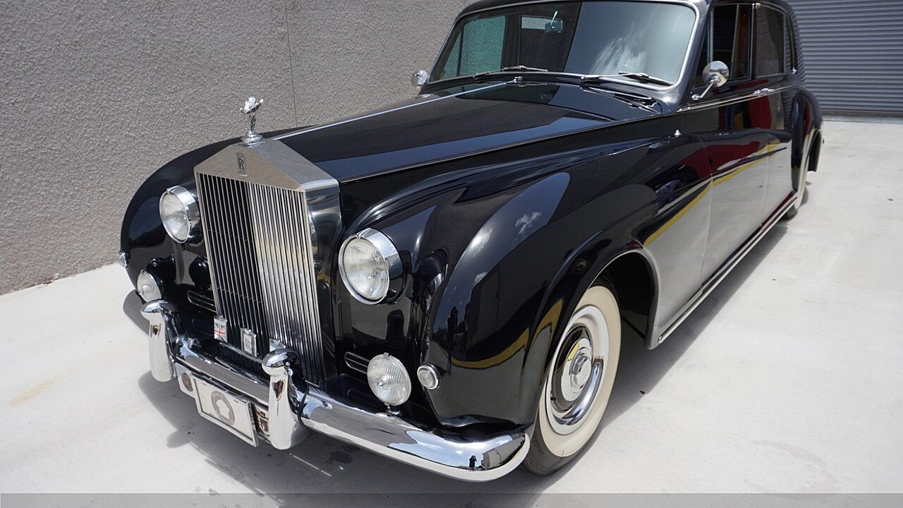 1960 rolls royce phantom for sale near boca raton florida 33487 classics on autotrader. Black Bedroom Furniture Sets. Home Design Ideas