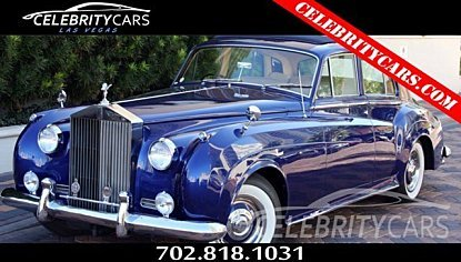 1960 Rolls-Royce Silver Cloud for sale 100722935