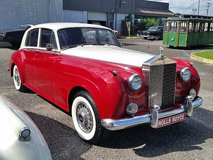 1960 Rolls-Royce Silver Cloud for sale 100785635