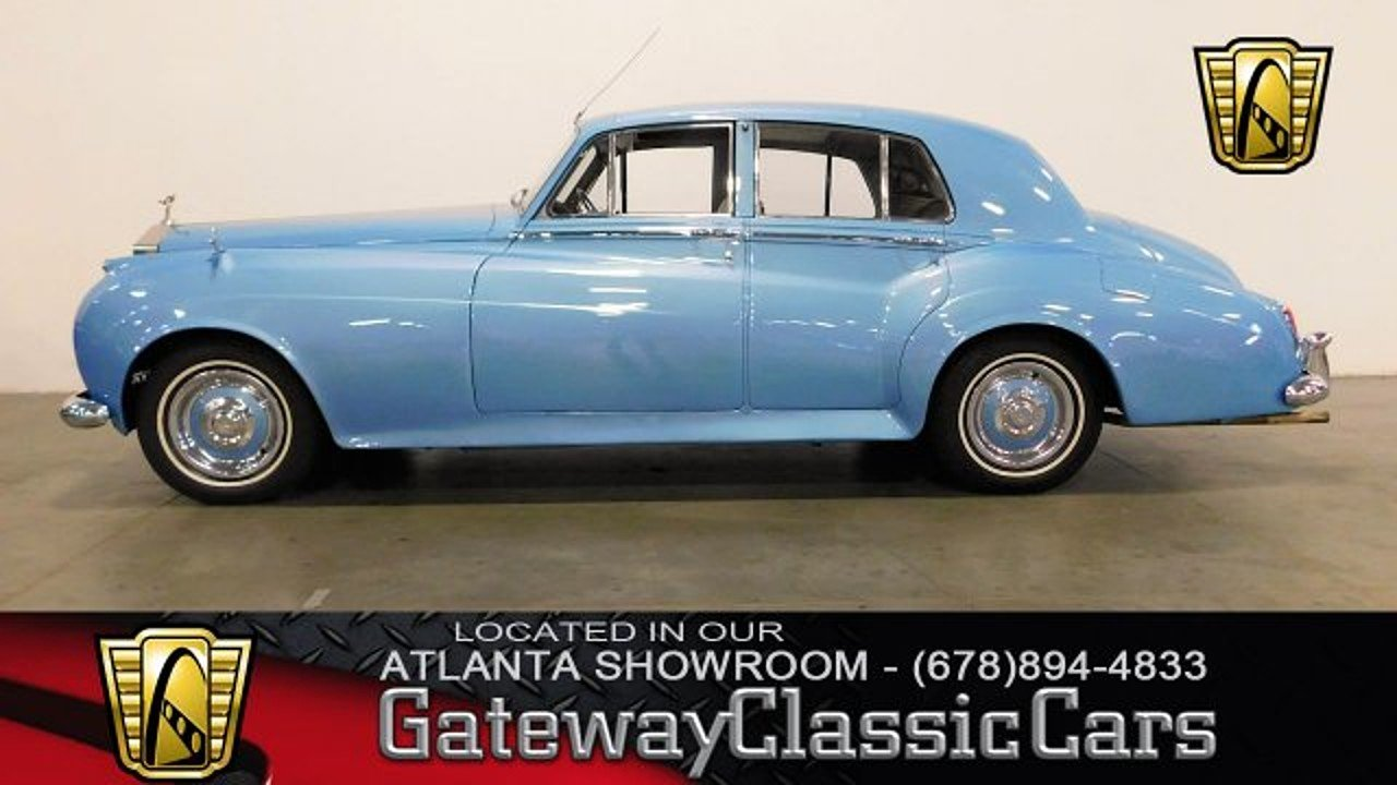 1960 Rolls-Royce Silver Cloud for sale near O Fallon, Illinois ...