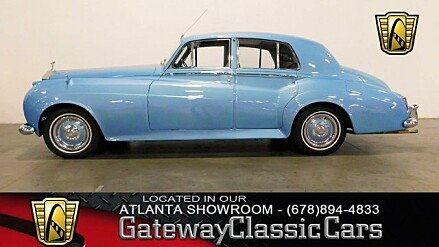 1960 Rolls-Royce Silver Cloud for sale 100949690