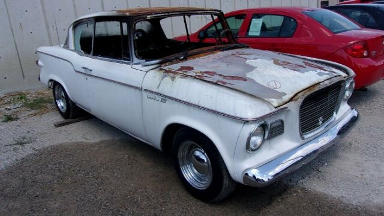 1960 studebaker lark for sale near cadillac michigan 49601 classics on autotrader. Black Bedroom Furniture Sets. Home Design Ideas