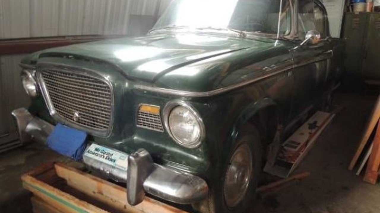 1960 Studebaker Lark for sale near Cadillac, Michigan 49601 ...