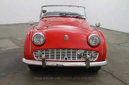 1960 Triumph TR3A for sale 100724595