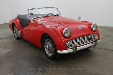 1960 Triumph TR3A for sale 100724595